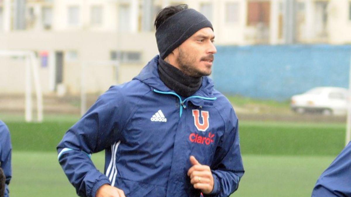 Mauricio Pinilla se une a bicampeones de América que entrenan en la U