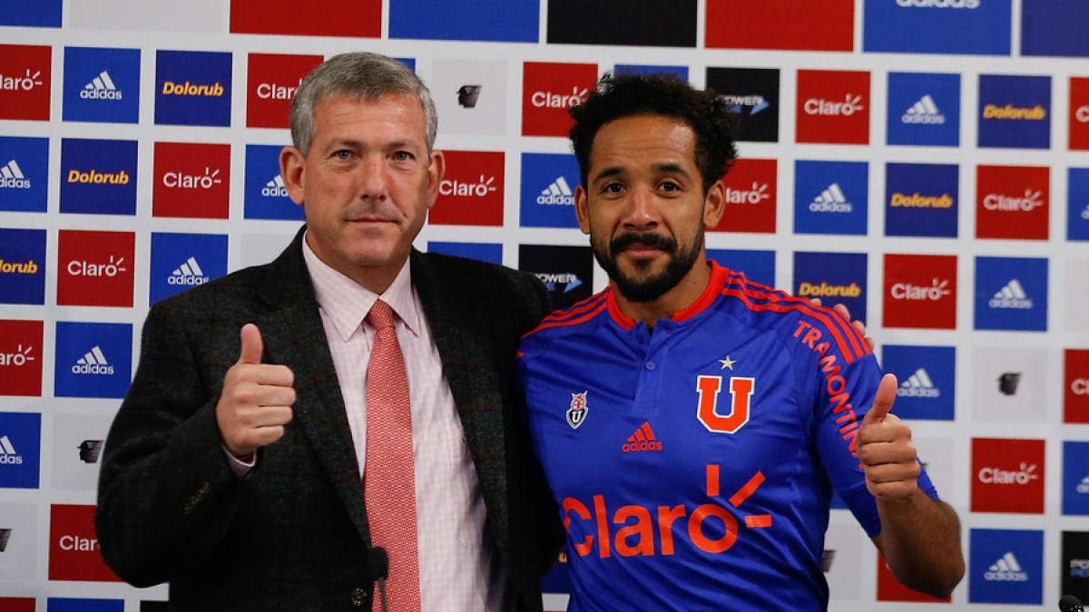 Beausejour agradece a Colo Colo y admite que cuerpo técnico fue clave para llegar a la U