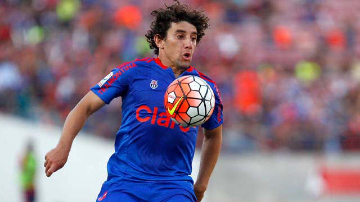 Mathías Corujo firma contrato por tres años con San Lorenzo de Almagro