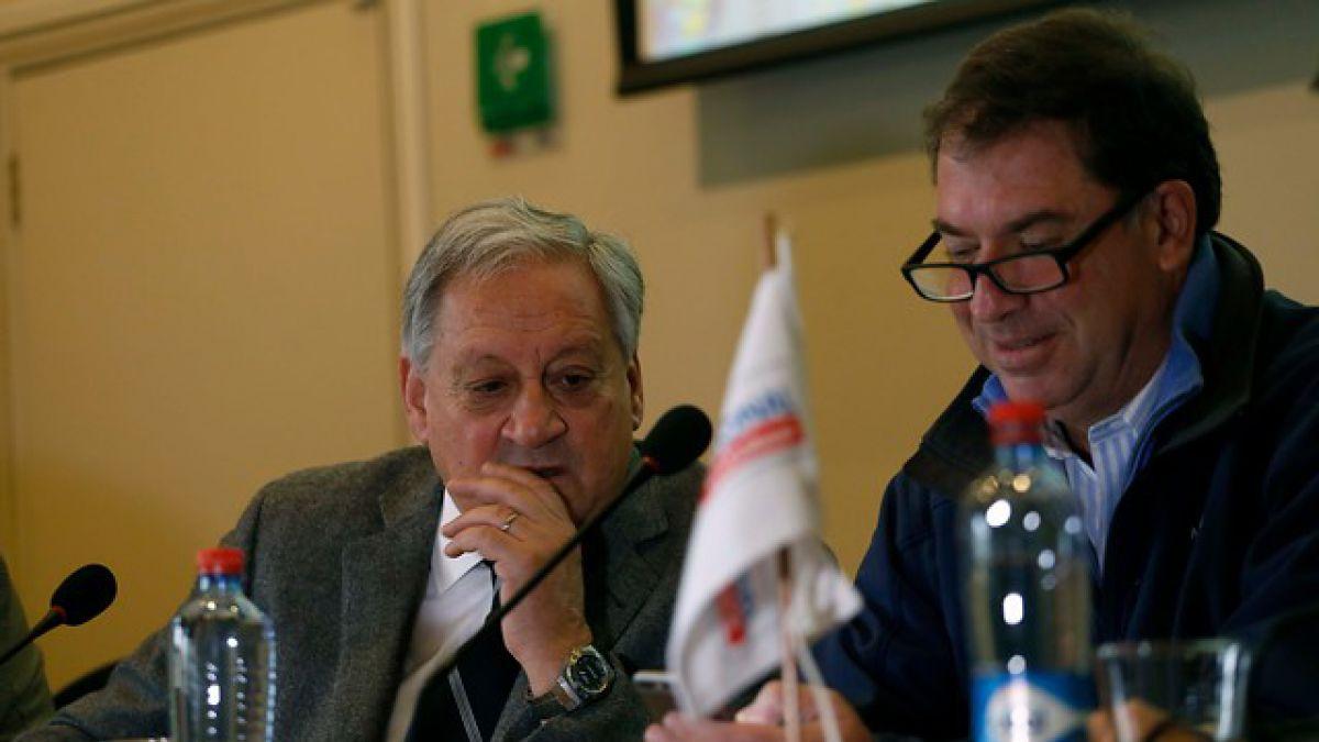 Arturo Salah tras consejo de presidentes: El acuerdo establece un descenso programado