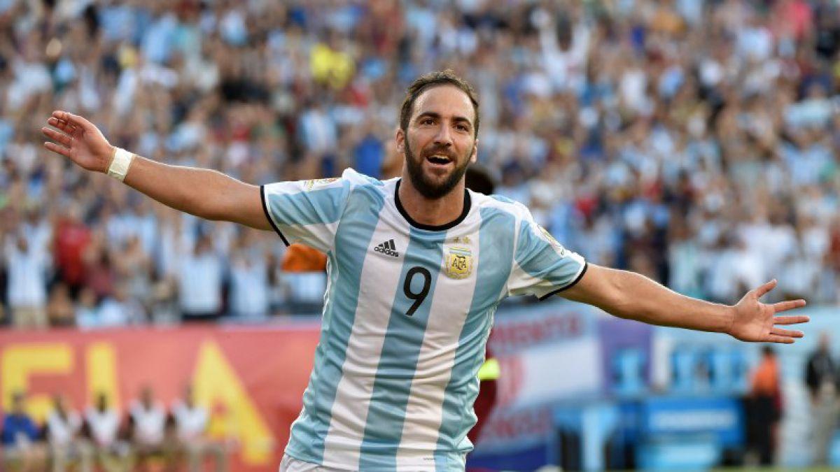 Gonzalo Higuaín es el nuevo fichaje de la Juventus tras pago de 90 millones de euros