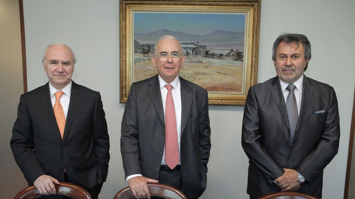 Ejecutivo de la familia Solari secunda a Diego Hernández en lista para dirigir la Sonami