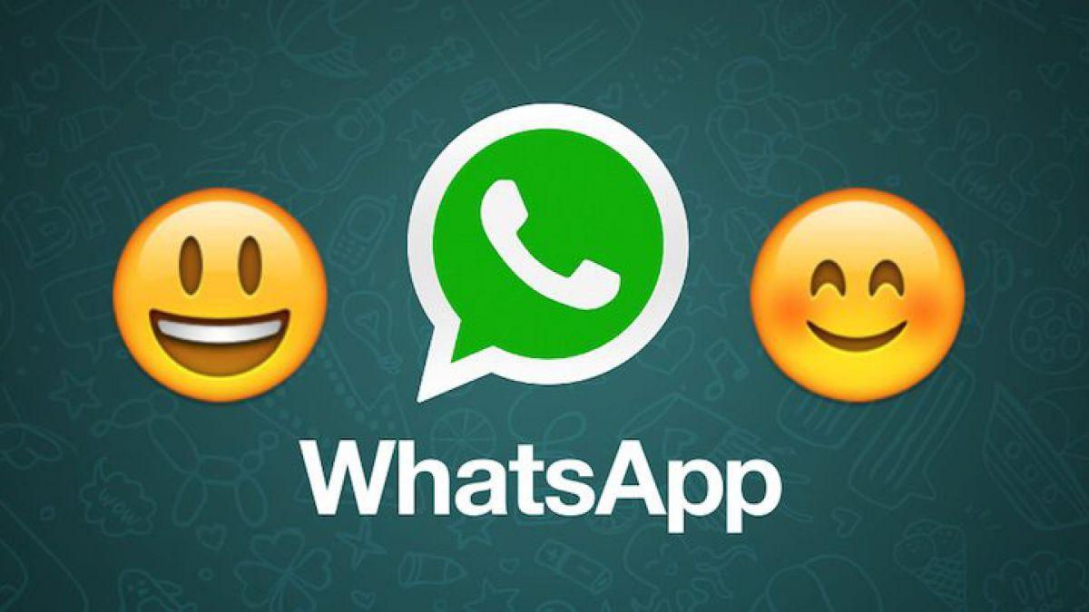 Whatsapp Sorprender Con Emojis Gigantes Y Sorpresa Para Jj Oo Tele 13