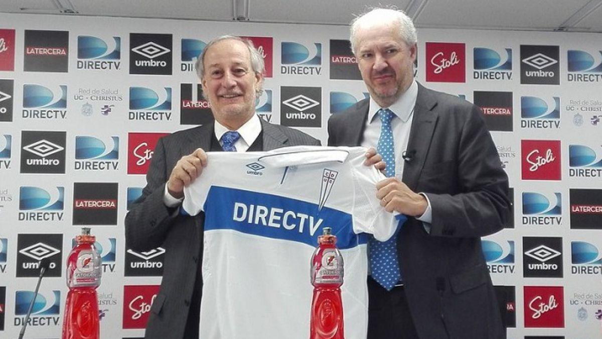 Nuevo presidente de la UC explica futuro de Jeisson Vargas y quiere retener a Nico Castillo