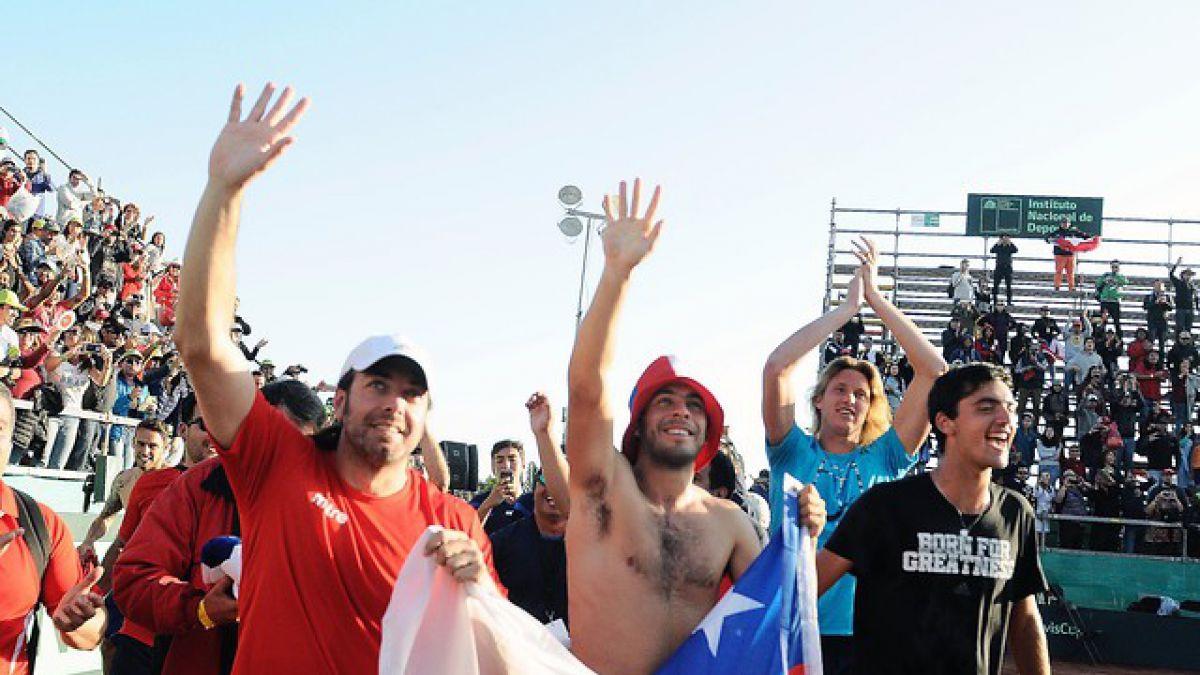 Coquimbo opta por levantar estadio definitivo que albergue al tenis chileno en Copa Davis