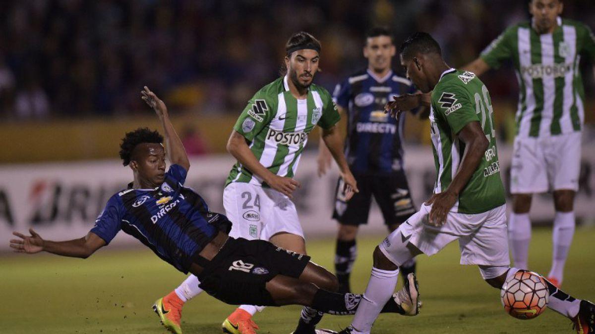 Atlético Nacional-Independiente del Valle van por la corona de Copa Libertadores