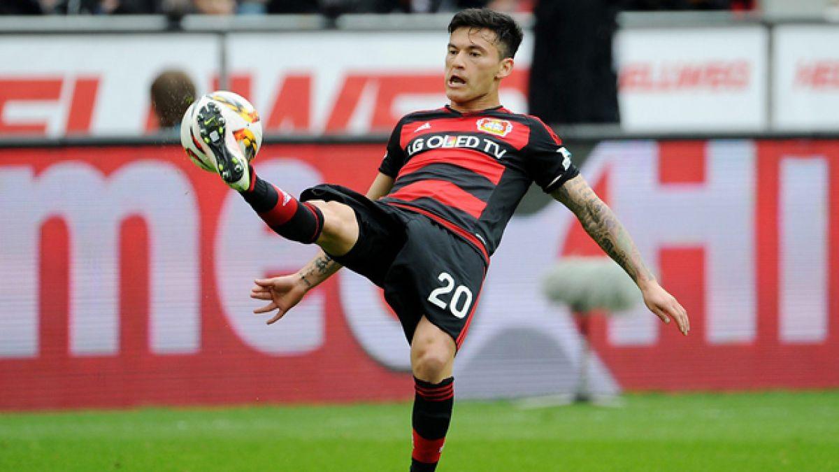 "Aránguiz se reintegra a Bayer Leverkusen decidido a ""tener una temporada muy buena"""