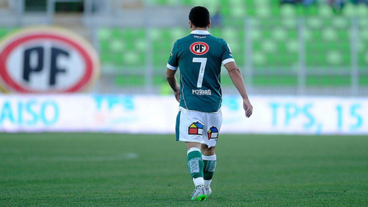 """""""Motivos netamente personales"""", el comunicado de Wanderers tras renuncia de Pizarro"""