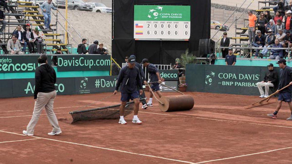 Renuncia vicepresidente de Federación de Tenis de Chile tras bochorno en Iquique por Copa Davis