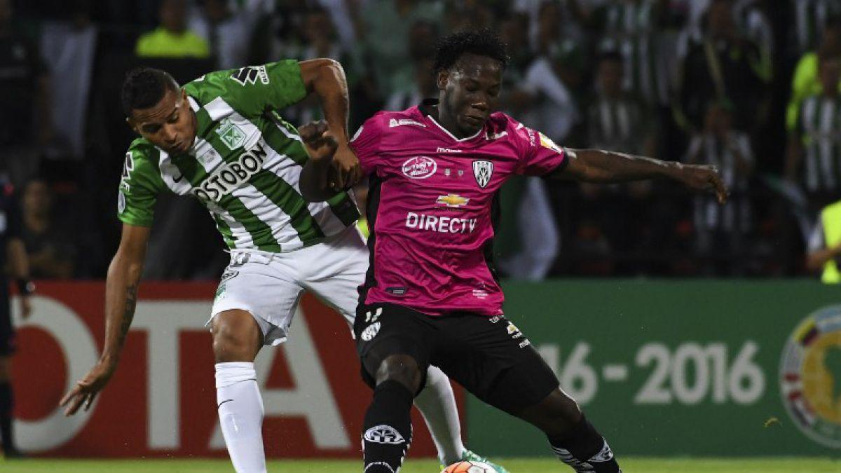 [Minuto a Minuto] A. Nacional está venciendo a I. del Valle en la final de la Libertadores
