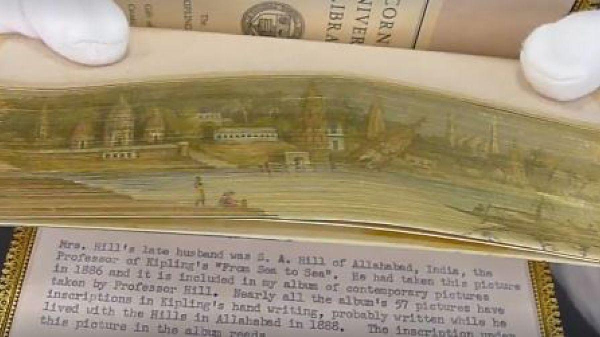 El Arte Escondido En Los Libros Antiguos Tele 13