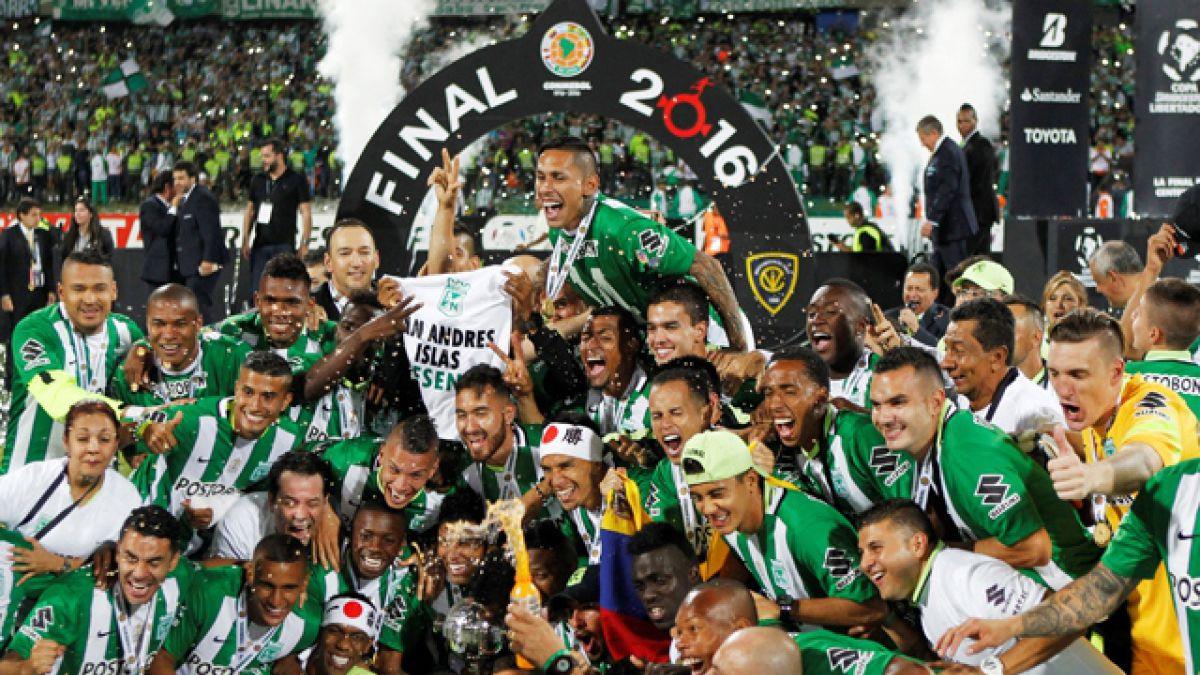 Así Atlético Nacional impuso un nuevo récord en la Copa Libertadores