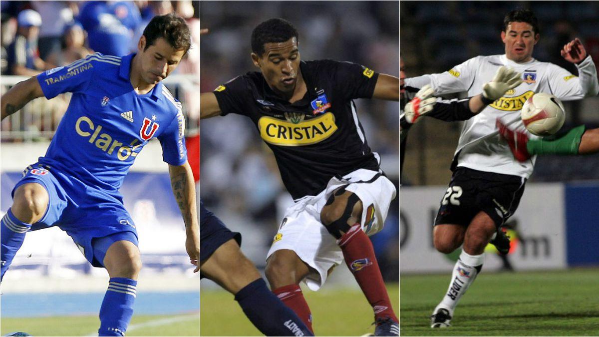 Futbolistas campeones de la Copa Libertadores que no brillaron en su paso por Chile