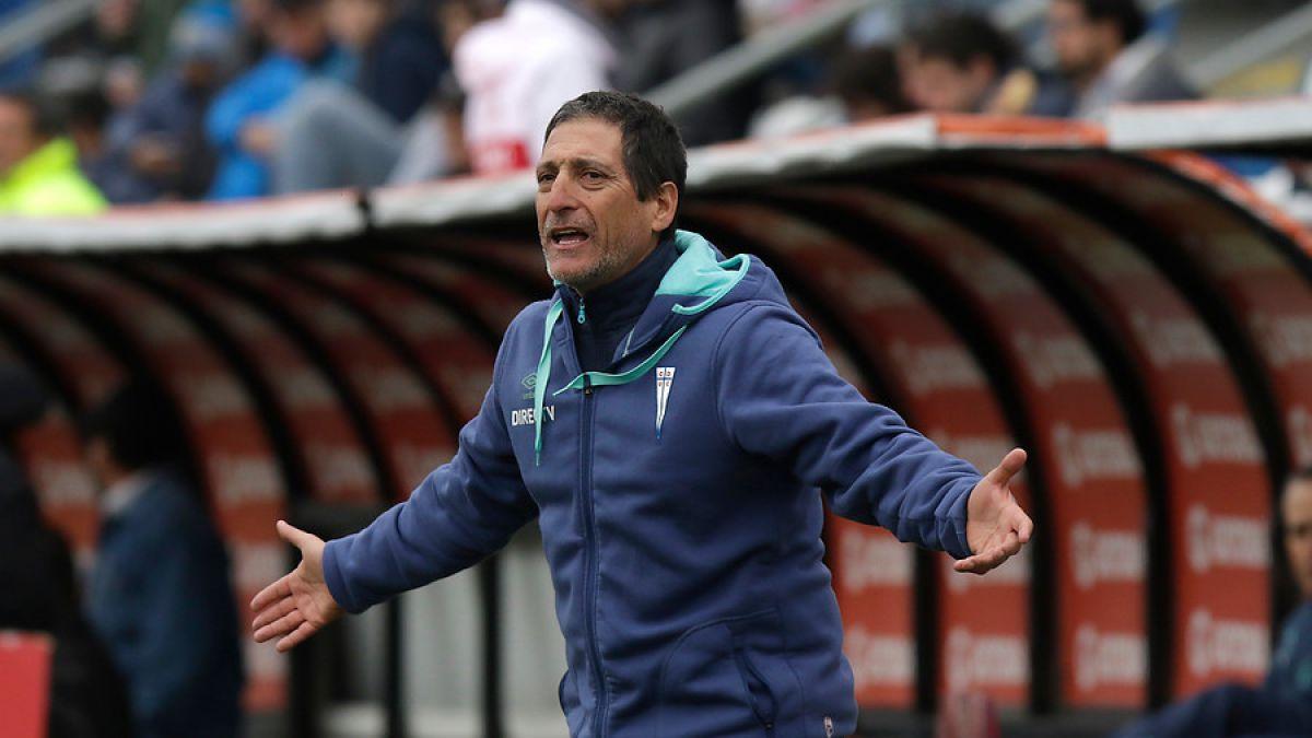 Mario Salas no descarta llegada de Mirosevic: No le cerramos la puerta a nadie
