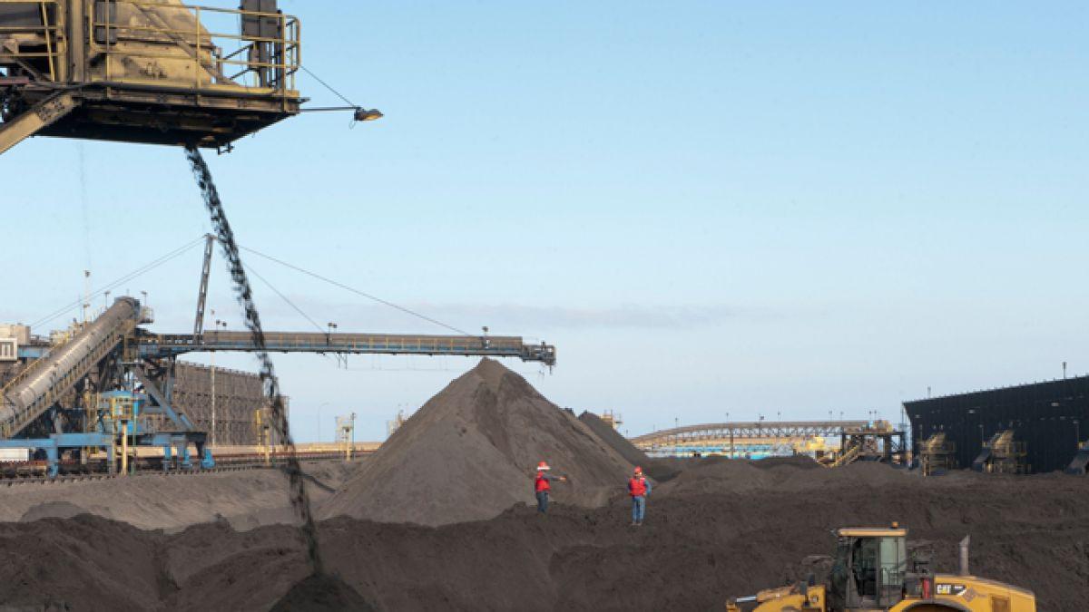 CAP cree que alza en precio del hierro en China está detrás del salto en la acción en bolsa
