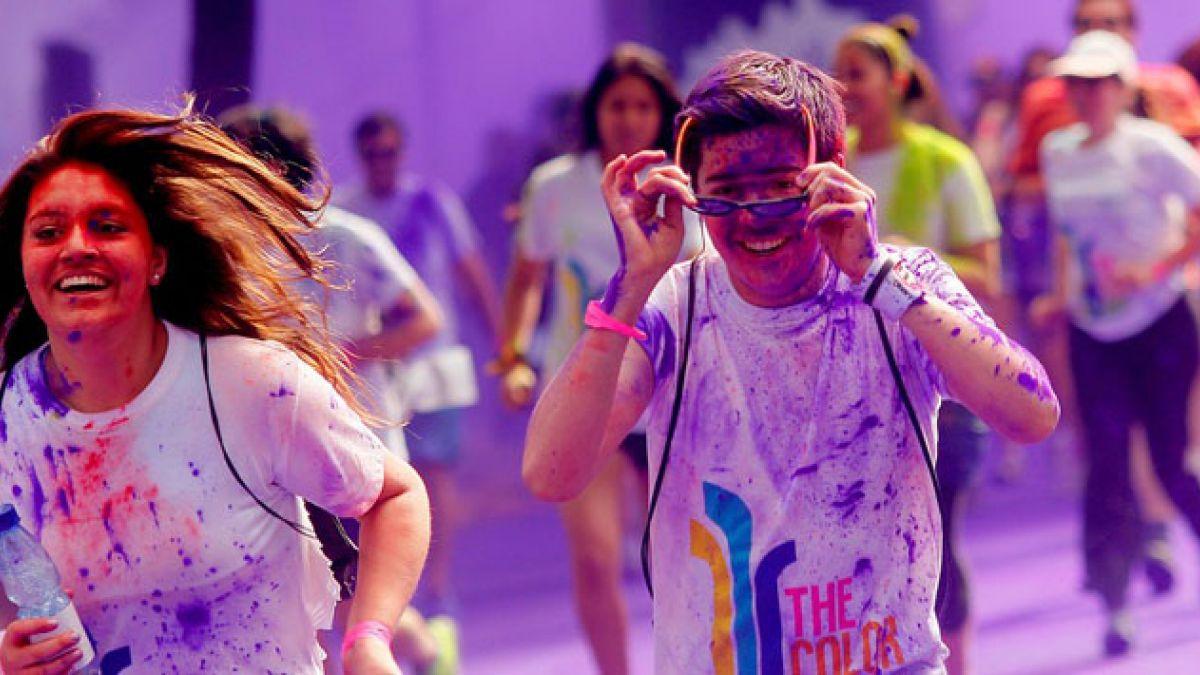 The Color Run vuelve a Antofagasta y se expande por Latinoamérica