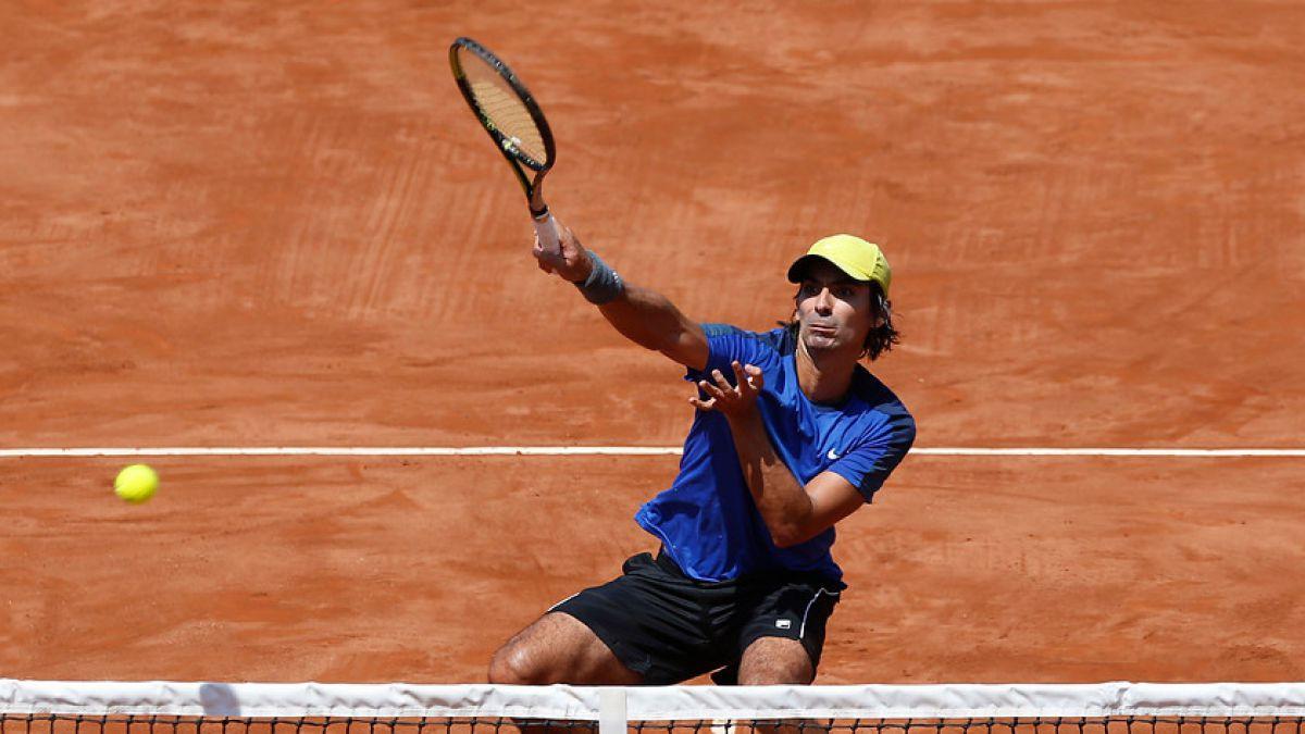 Julio Peralta va por nuevo título en dobles en Challenger de Praga