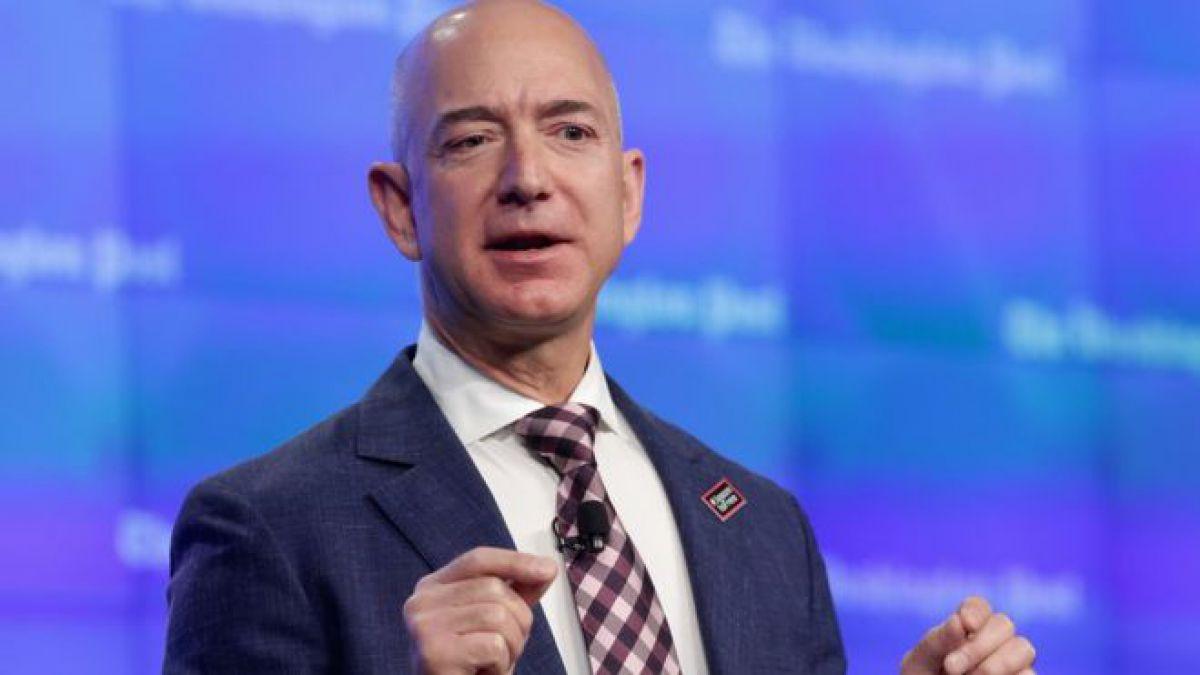 Cómo el creador de Amazon, Jeff Bezos, se convirtió en la tercera persona más rica del mundo
