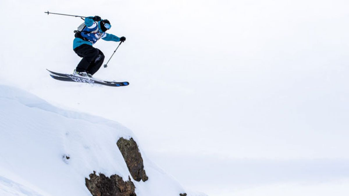 Chilenos lideran tabla clasificatoria para final de The North Face Chilean Freeride Championship