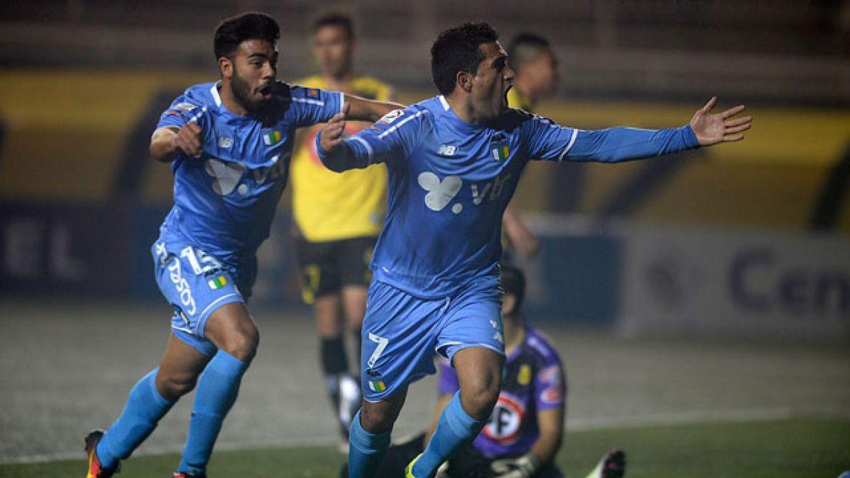 Con agónico gol O'Higgins vence a San Luis en el arranque del Apertura