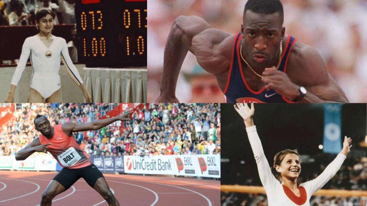 Parte I: Las grandes leyendas en la historia de los Juegos Olímpicos