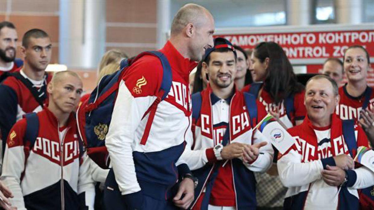 Delegación rusa para Río está compuesta hasta ahora por 266 deportistas