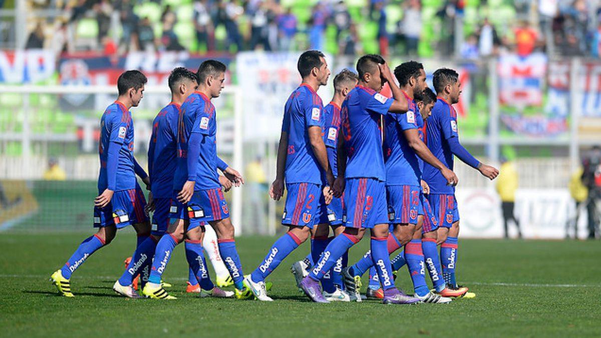 Mal debut de la U de Beccacece: cayó ante Wanderers en Valparaíso