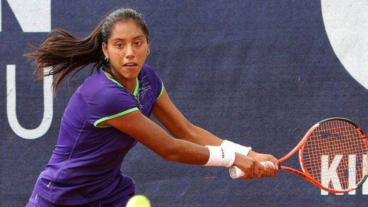 Tenista Daniela Seguel se tituló campeona del torneo de Campos do Jordao