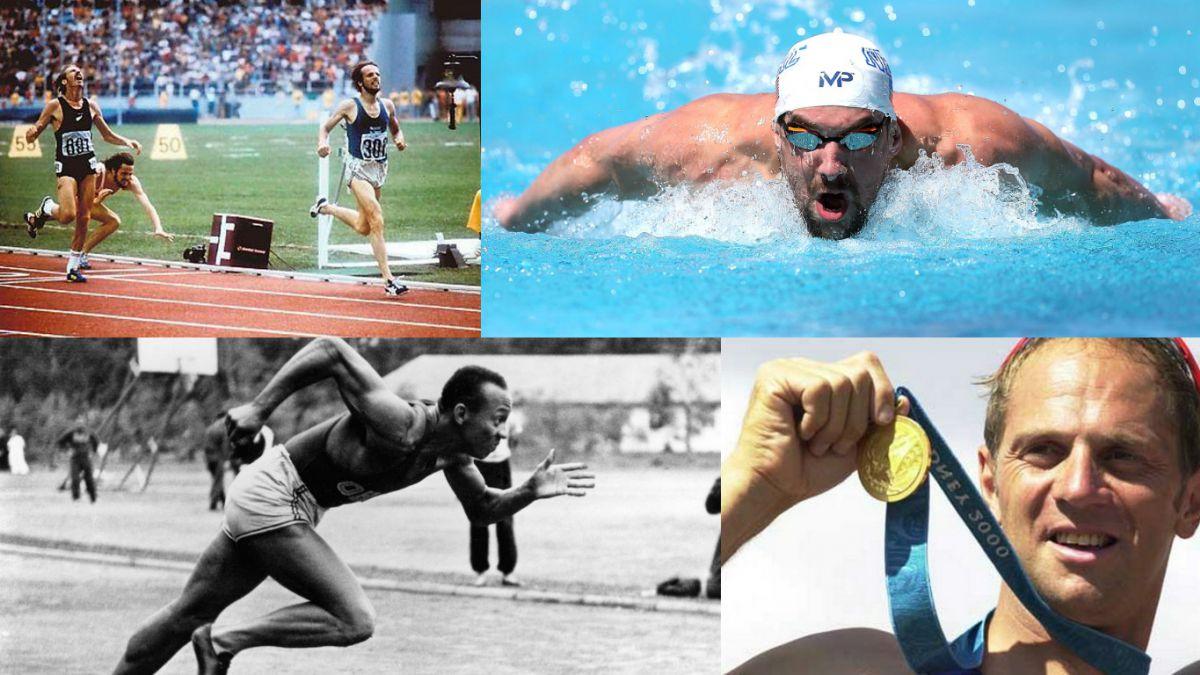 Parte II: De Jesse Owens a Ian Thorpe entre las grandes leyendas olímpicas