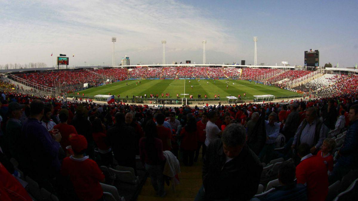 Estadio Monumental es confirmado para duelo de Chile ante Bolivia por Clasificatorias