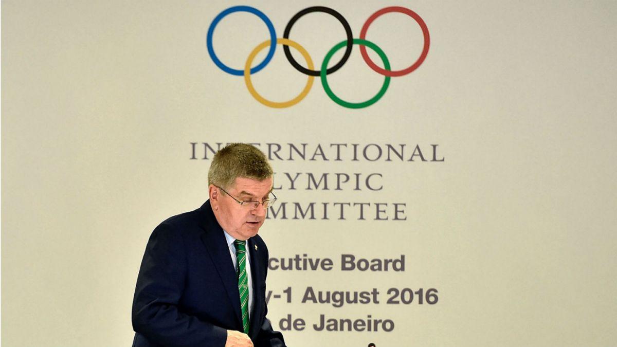 El COI se quita responsabilidad en la confusión sobre participación rusa en Río 2016