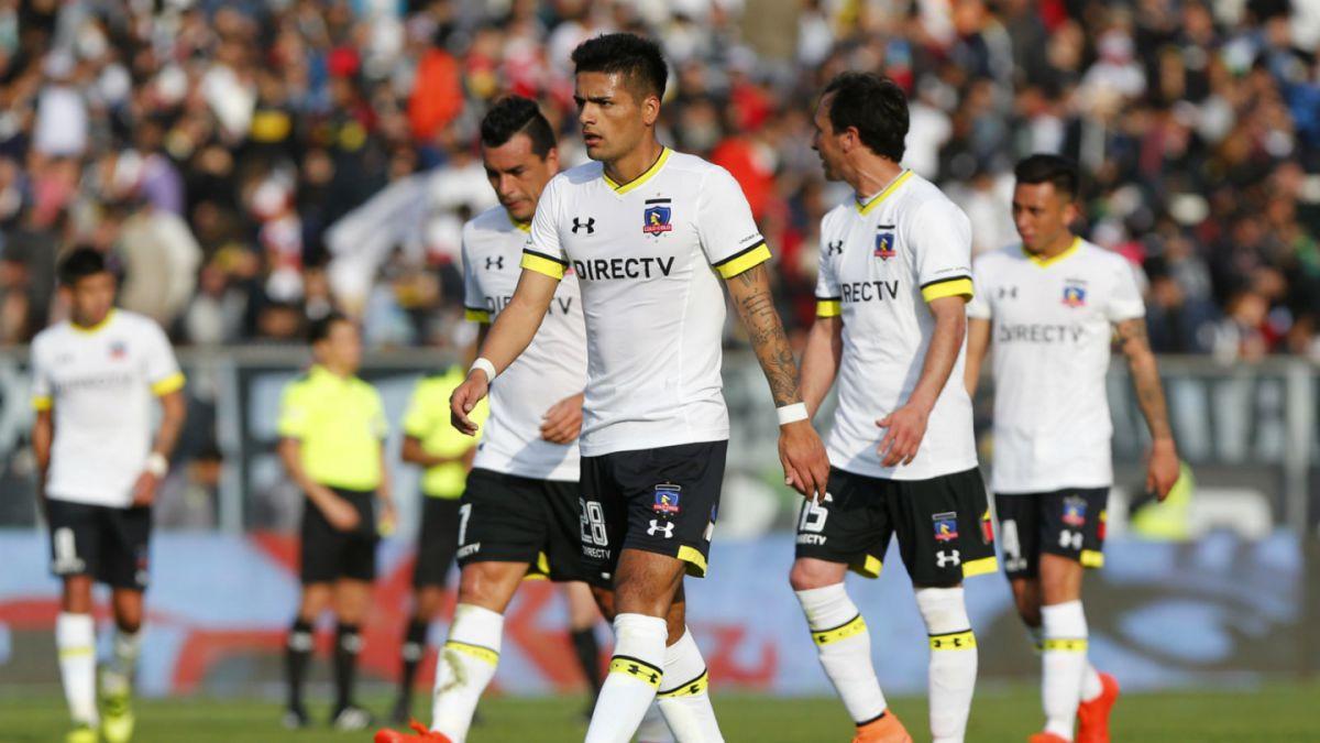 Colo Colo es superado por Unión Española en su estreno en el Apertura 2016