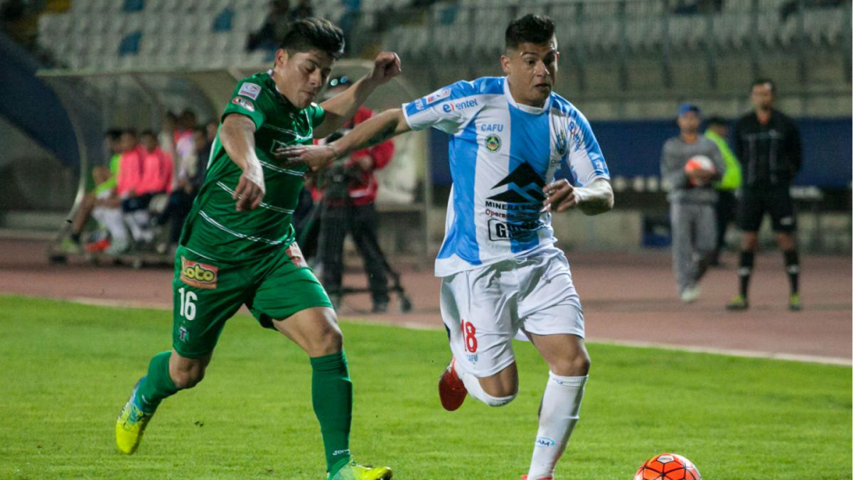 [Minuto a Minuto] Temuco derrota a Antofagasta en su regreso a la Primera División