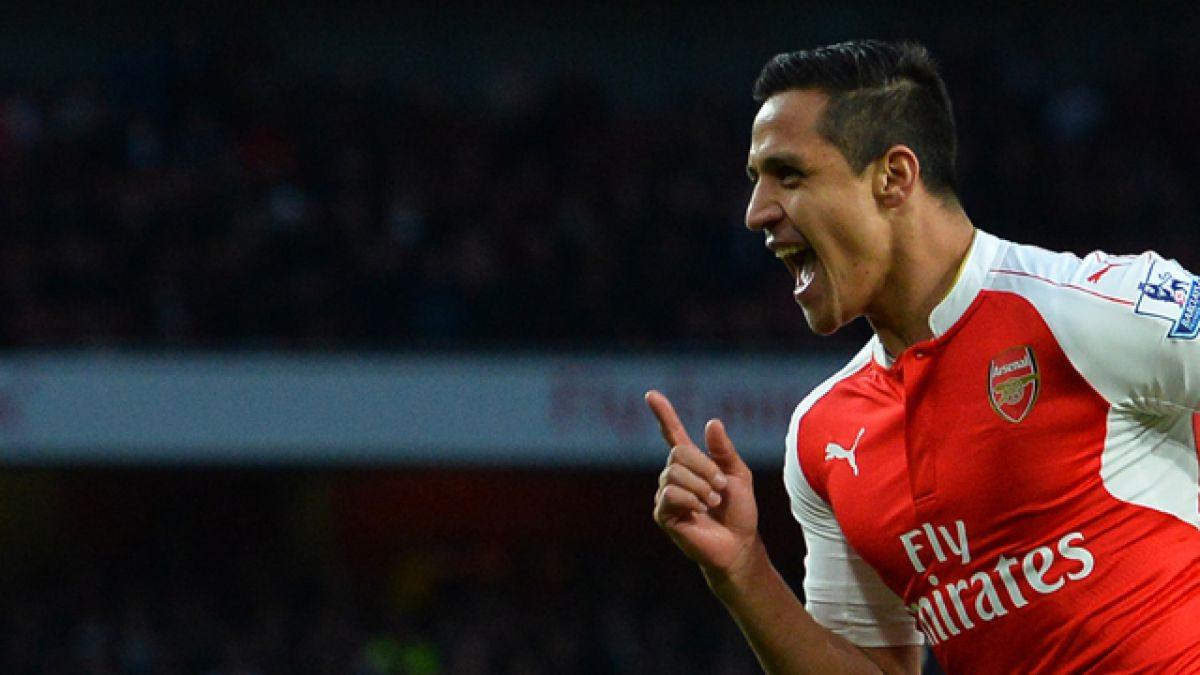 Alexis Sánchez se integra a pretemporada de Arsenal FC