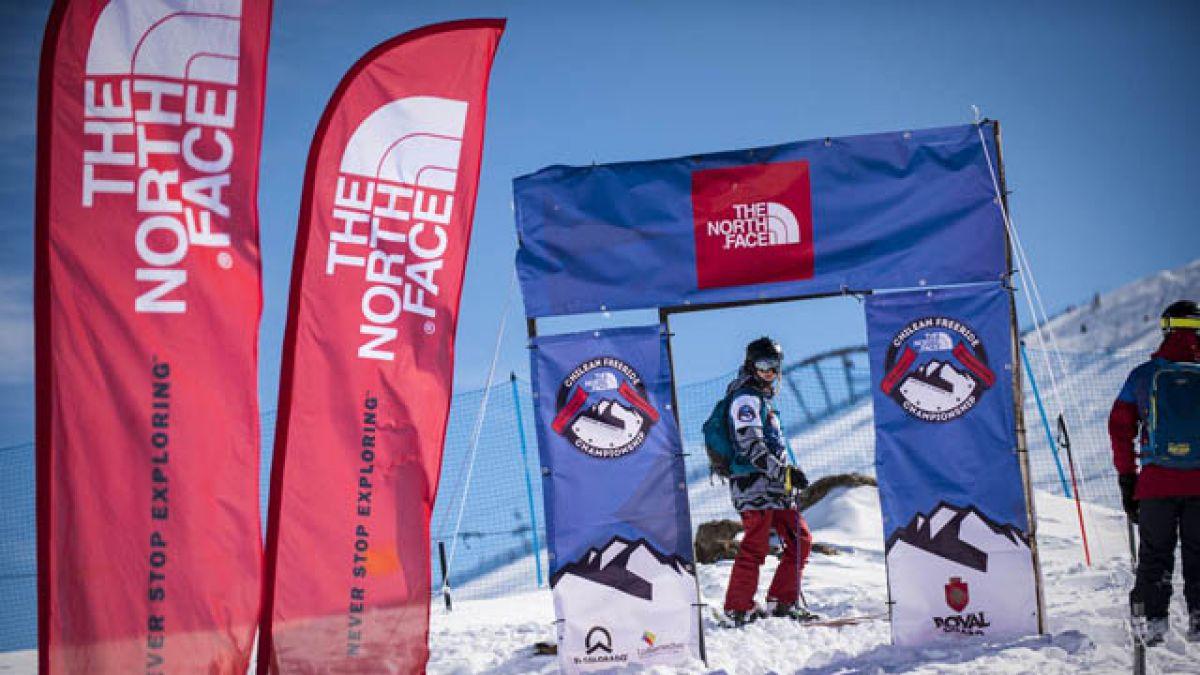 Con presencia nacional en todos los podios concluye The North Face Chilean Freeride Championship