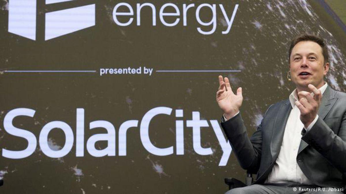 Tesla compra SolarCity por 2.600 millones de dólares
