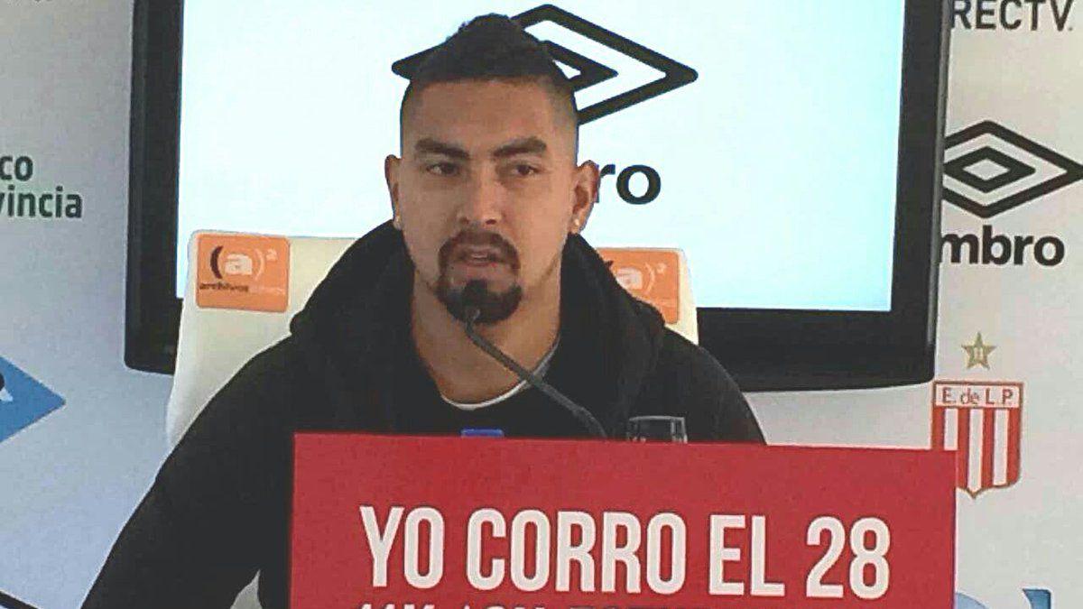 Jeisson Vargas destaca competitividad del fútbol argentino tras arribo a Estudiantes