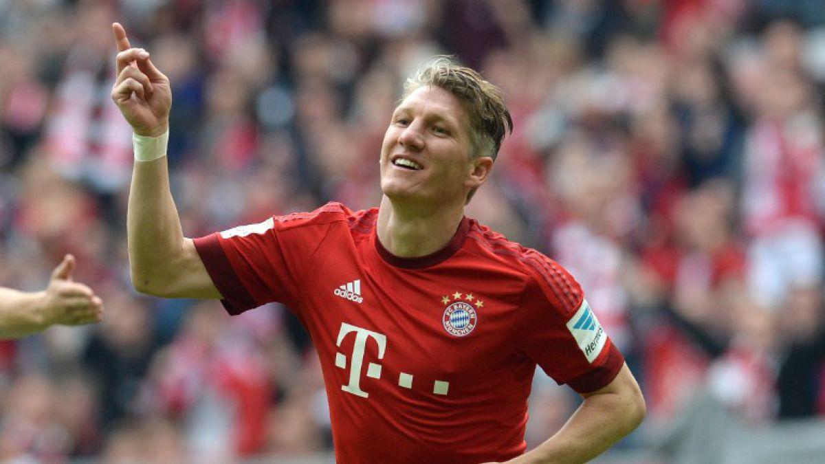 ¿Competencia para Vidal? Aseguran que Schweinsteiger podría regresar al Bayern