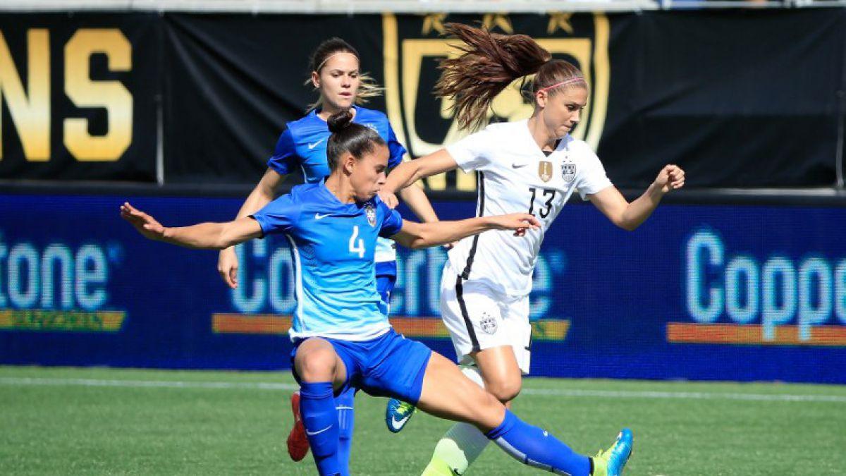 Fútbol olímpico femenino inicia las competencias de los Juegos Olímpicos Río 2016