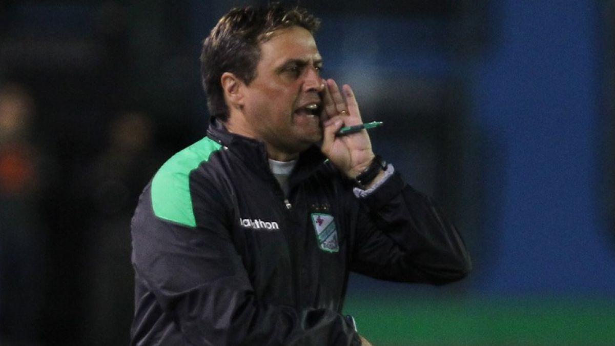 Ángel Guillermo Hoyos es el nuevo técnico de la selección de Bolivia
