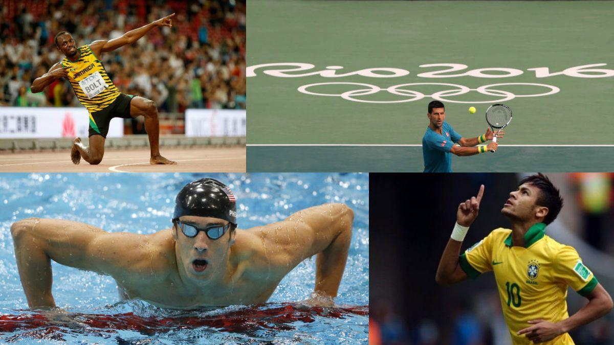 Calendario de competencias de Río 2016