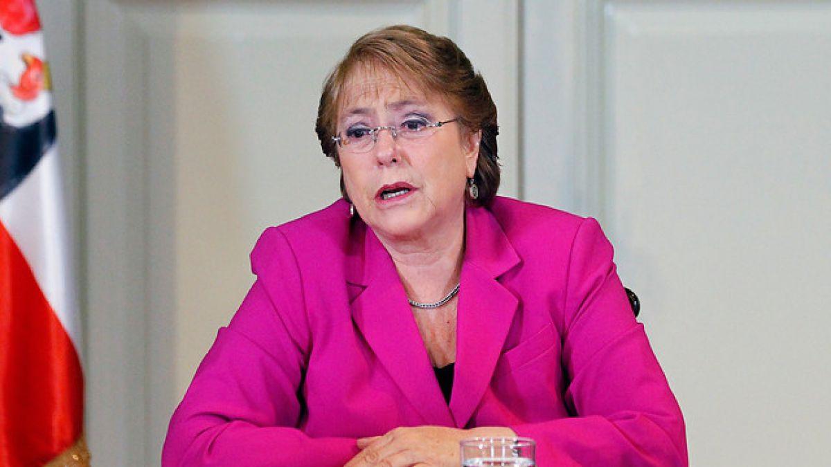 La encrucijada de Bachelet de cara a encuentro con comité de ministros por pensiones