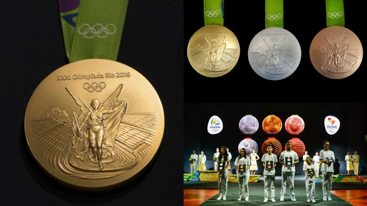 Medallero de los Juegos Olímpicos Río 2016