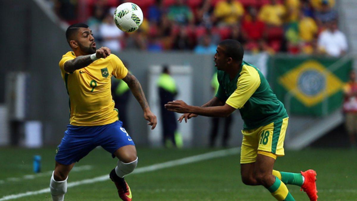 Los resultados de la primera jornada del fútbol masculino en Río 2016