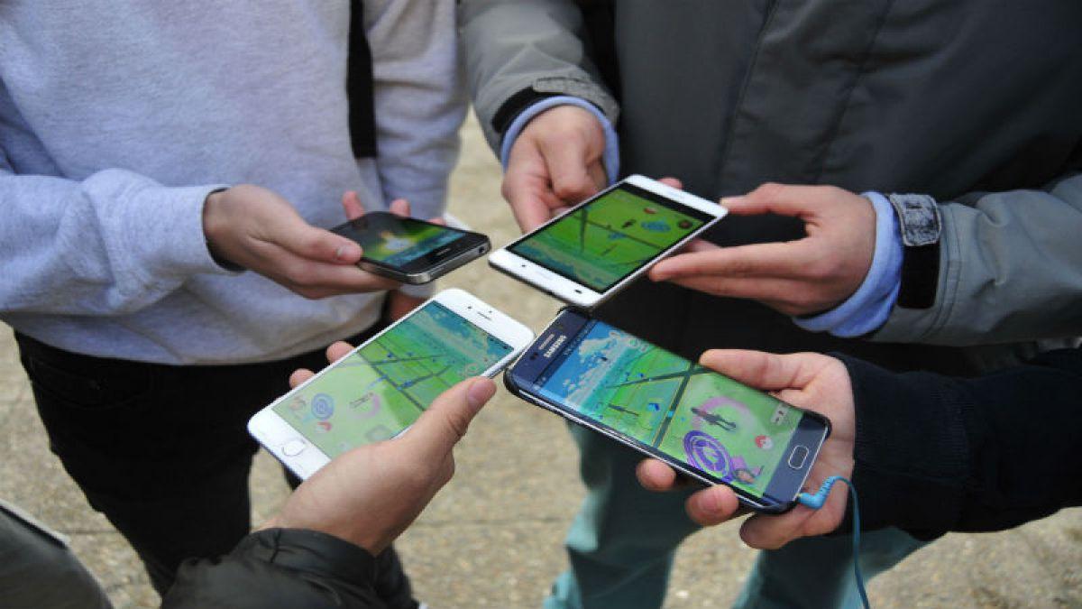 Búsquedas en Google sobre Pokémon GO