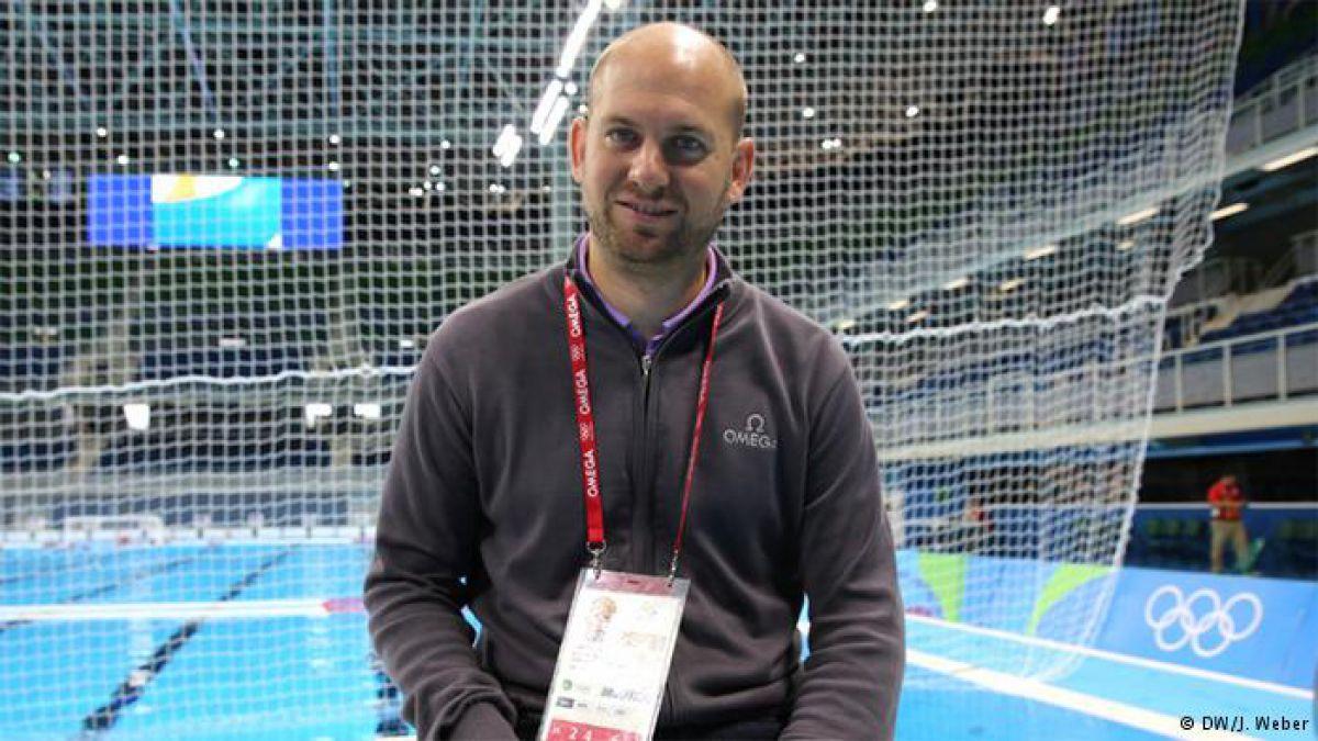 El señor del cronómetro de los Juegos Olímpicos de Río 2016