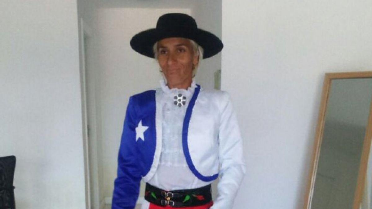 Abanderada Erika Olivera exhibe un adelanto de cómo lucirá en inauguración de Río