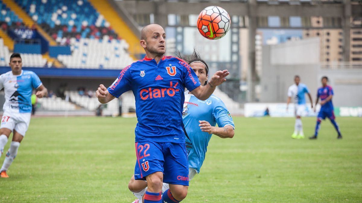 La U de Beccacece busca su primer triunfo en el torneo enfrentando a Antofagasta