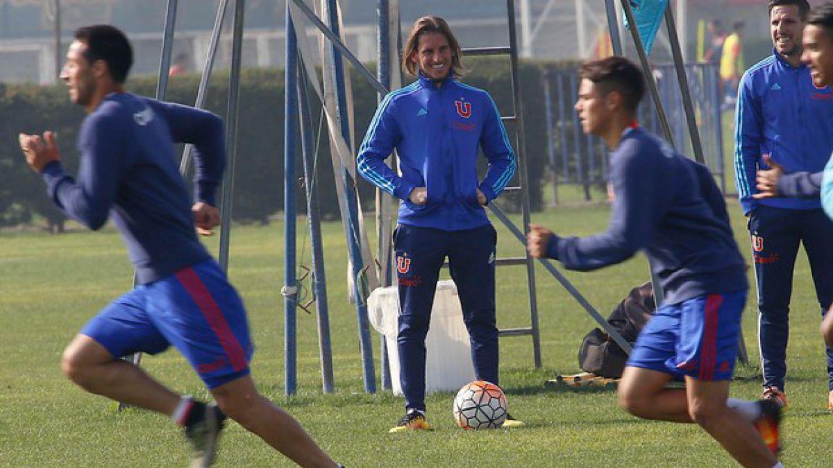 Beccacece asegura que no quiso fichar a David Pizarro y apunta: La U será protagonista