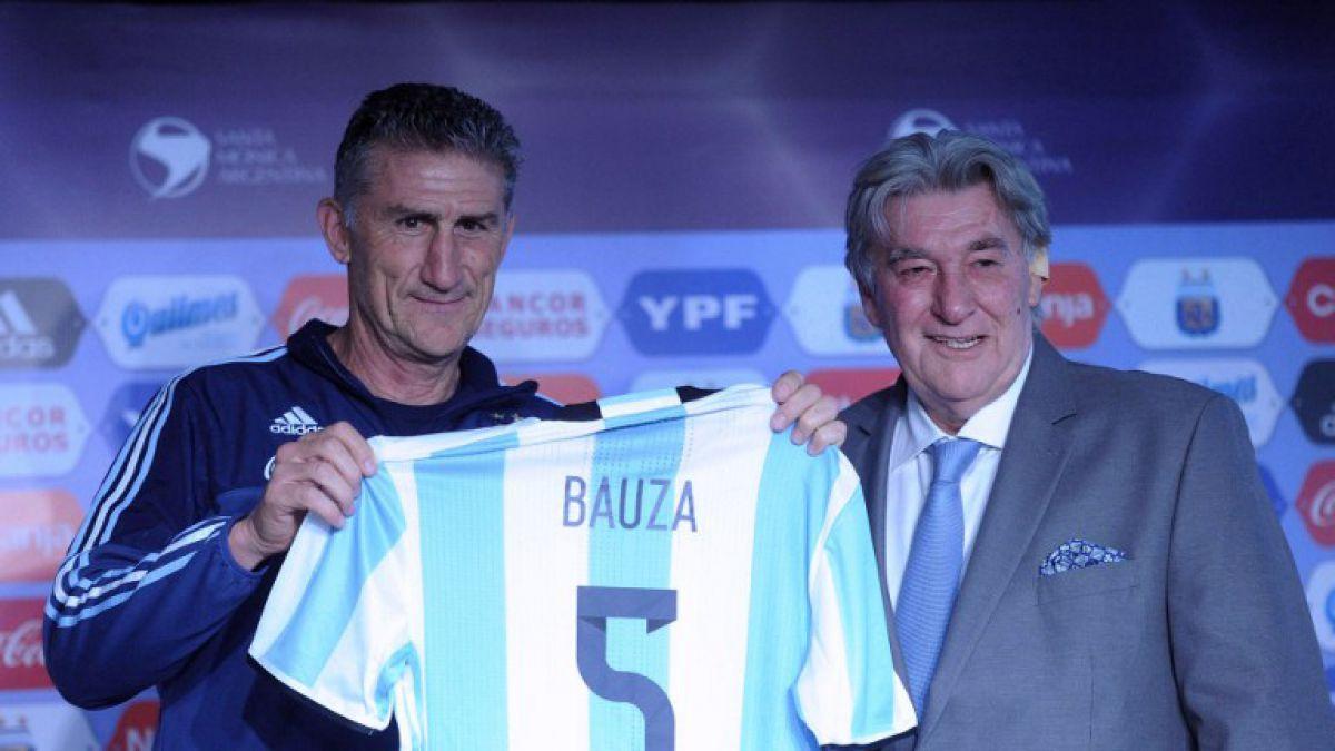 Bauza explicó cómo buscará que Lionel Messi vuelva a la selección arentina